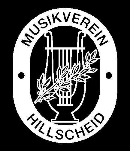 Msusikverein Hillscheid - Wappen weiss